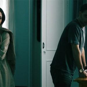 نگار جواهریان و پیمان معادی در فیلم ملبورن