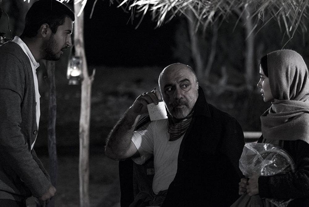 نمایی از فیلم «ناخواسته» ساخته برزو نيك نژاد