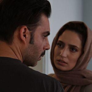 نگار جواهریان و پیمان معادی در فیلم ملبورن نیما جاویدی
