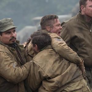 فیلم «خشم»(Fury) با بازی برد پیت و مایکل پنیا
