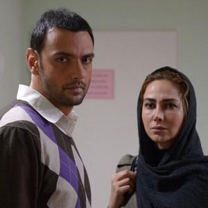 آنا نعمتی و امیرعلی دانایی در فیلم «آپاندیس»