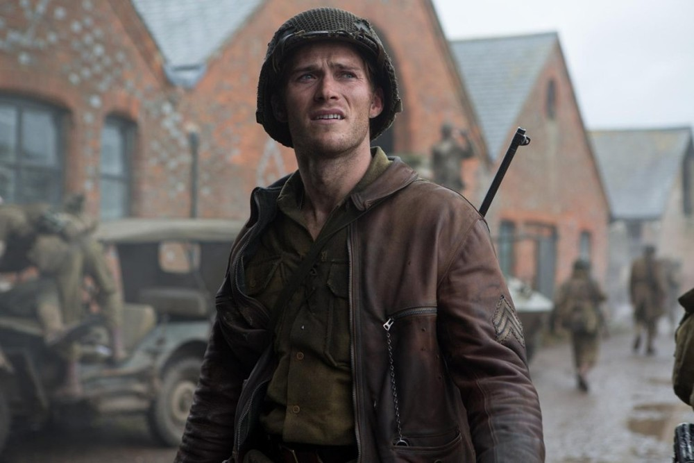 اسکات ایستوود در فیلم «خشم»(Fury)