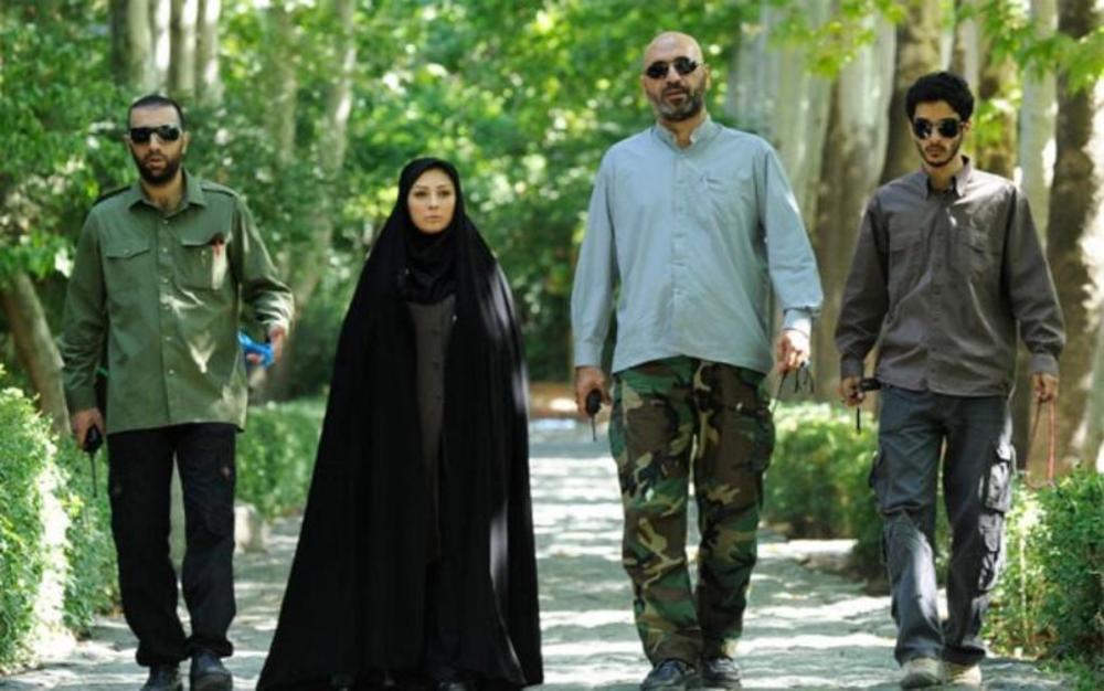 گشت ارشاد- بهترین فیلم های کمدی وطنز ایرانی