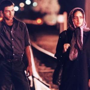 ترانه علیدوستی و بابک انصاری در فیلم «شهر زیبا»