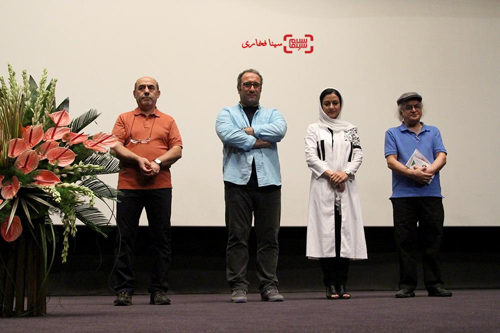 مراسم اهدا جایزه جشنواره بین المللی مسکو فیلم دختر