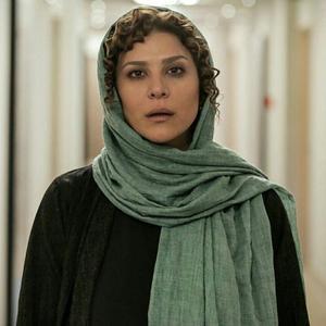 سحر دولتشاهی در فیلم «لابی» ساخته محمد پرویزی