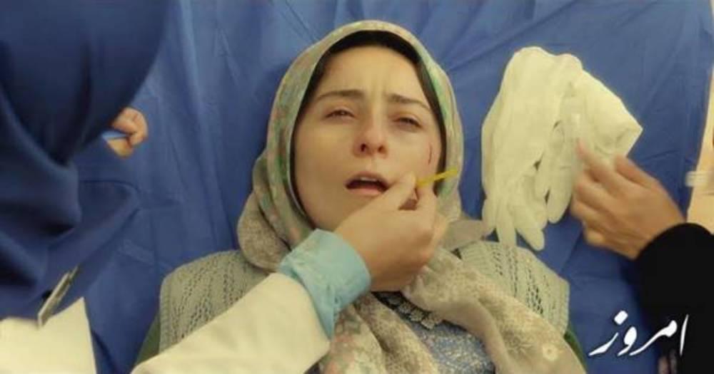 """نمایی از فیلم """" امروز"""" با بازی سهیلا گلستانی"""