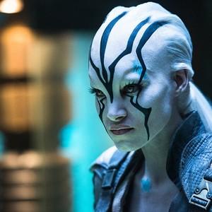 سوفیا بوتلا در فیلم «ماورای پیشتازان فضا»(star trek beyond)