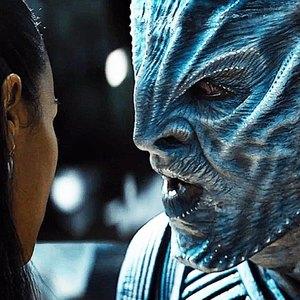 ادریس البا در فیلم «ماورای پیشتازان فضا»(star trek beyond)