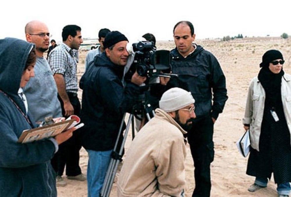 پشت صحنه فیلم «رقص در غبار» اصغر فرهادی