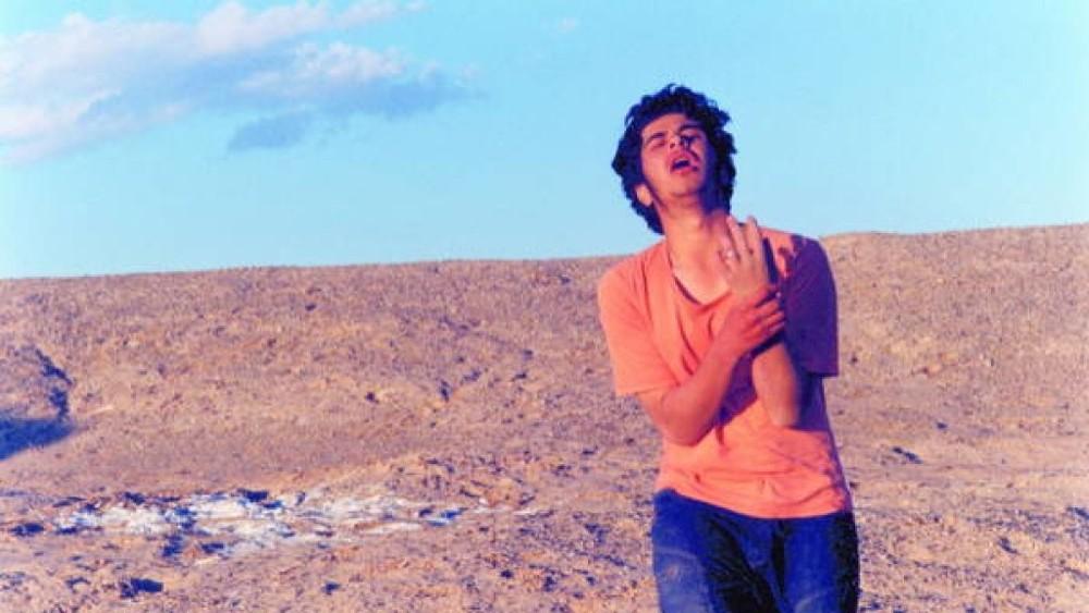 یوسف خداپرست در فیلم «رقص در غبار»