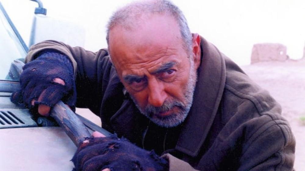 فرامرز قریبیان در فیلم «رقص در غبار»