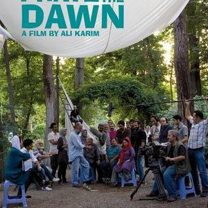 پوستر انگلیسی فیلم من از سپیده صبح بیزارم