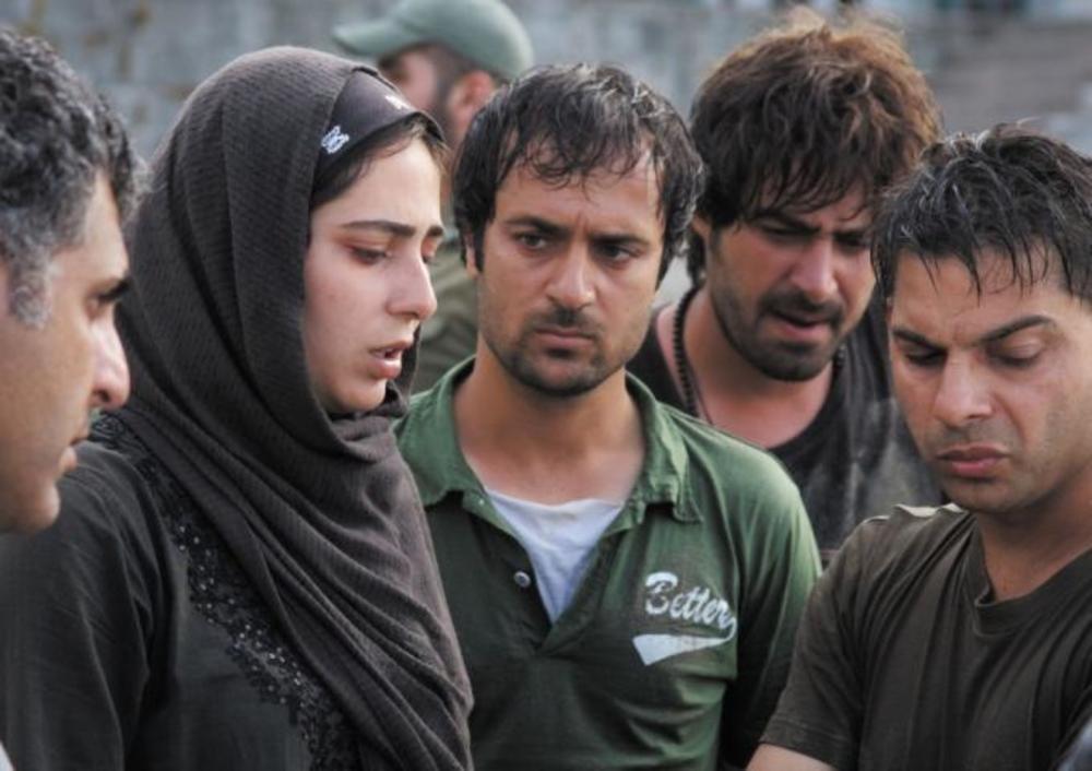 نمایی از فیلم «درباره الی» ساخته اصغر فرهادی