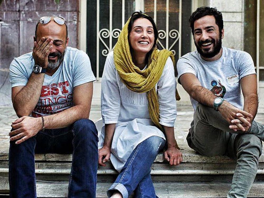 اولین عکس از بازیگران فیلم «بدون تاریخ، بدون امضا»
