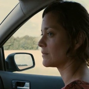 ماریون کوتیار در فیلم «دو روز، یک شب»(Two Days, One Night)