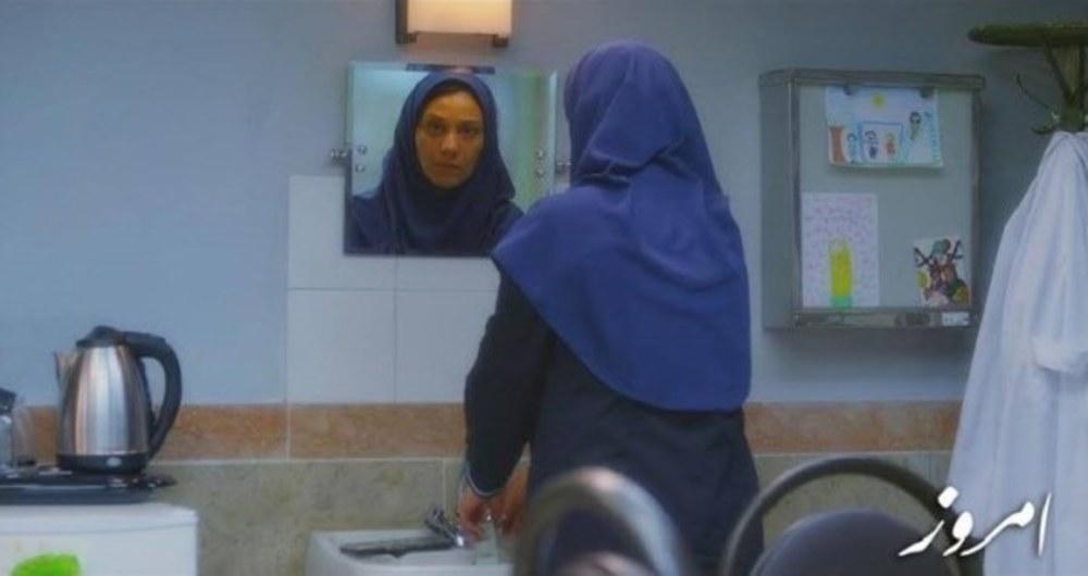"""شبنم مقدمی در فیلم سینمایی """" امروز"""""""