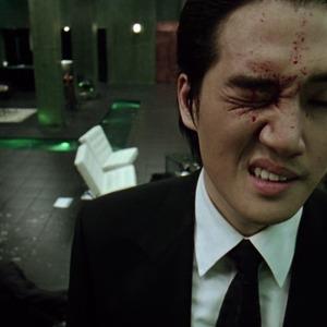 یو جی ته در فیلم «پیر پسر»(Old boy)