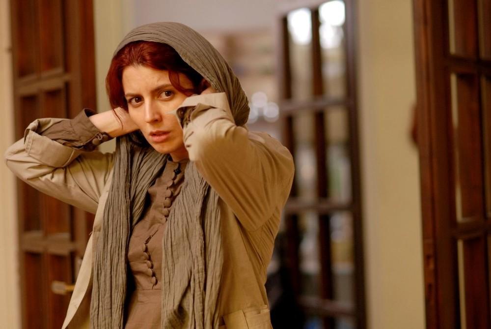 لیلا حاتمی در فیلم «جدایی نادر از سیمین»