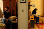 پیمان معادی و سارینا فرهادی در فیلم «جدایی نادر از سیمین»