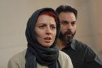 لیلا حاتمی و پیمان معادی در فیلم «جدایی نادر از سیمین»