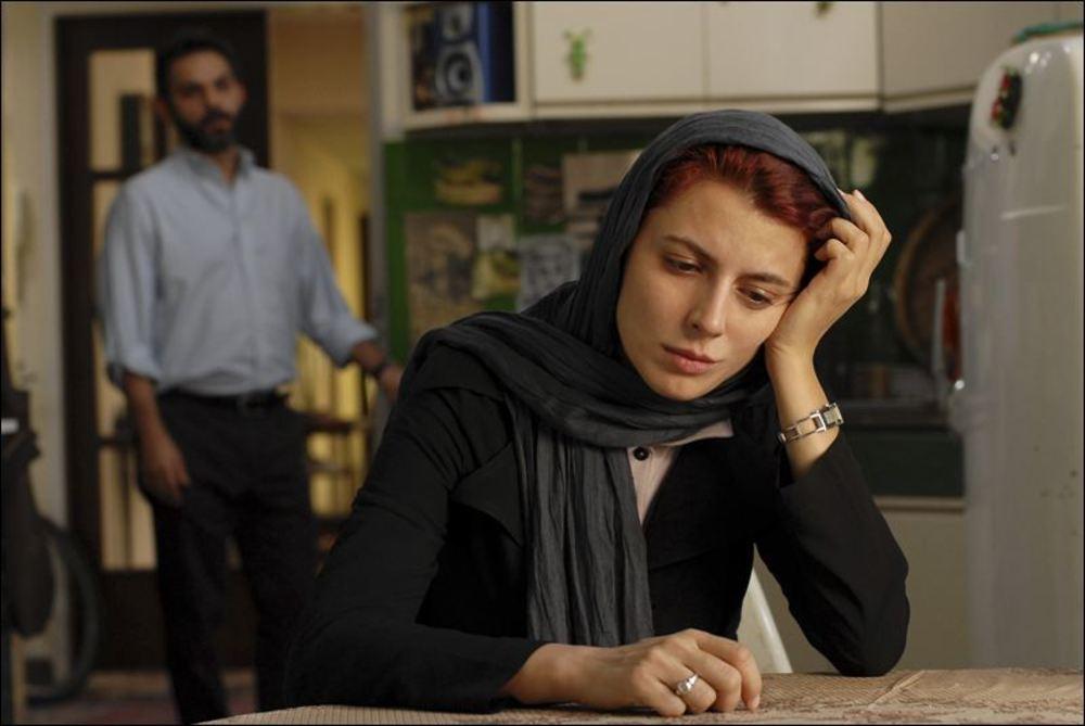فیلم «جدایی نادر از سیمین» با بازی لیلا حاتمی