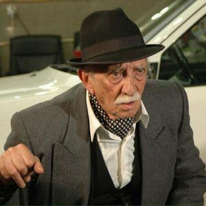 فیلم «12 صندلی» با بازی داریوش اسدزاده