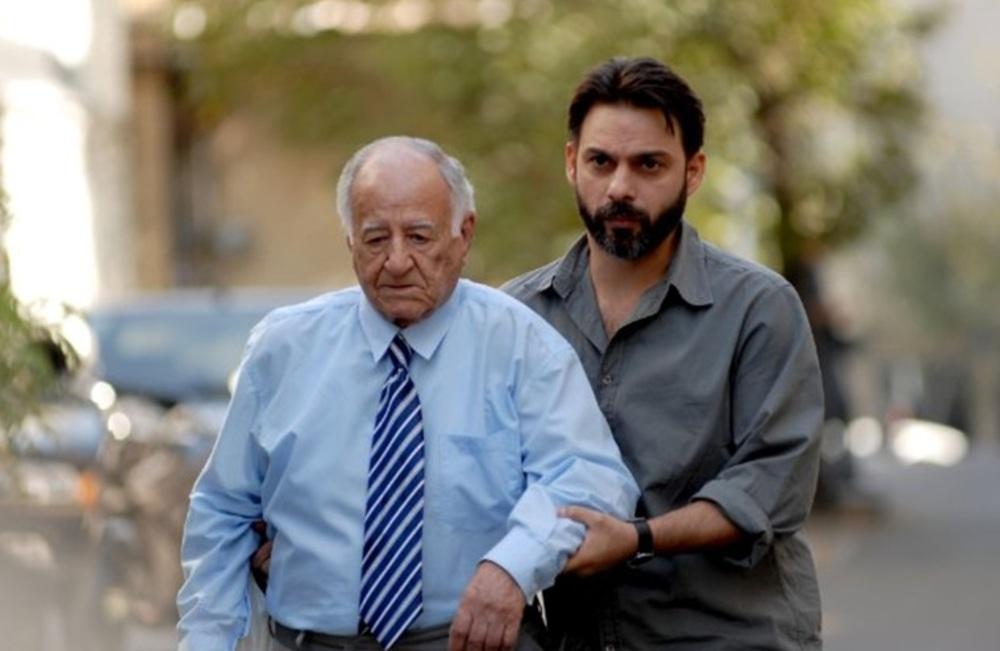 علی اصغر شهبازی و پیمان معادی در فیلم «جدایی نادر از سیمین»