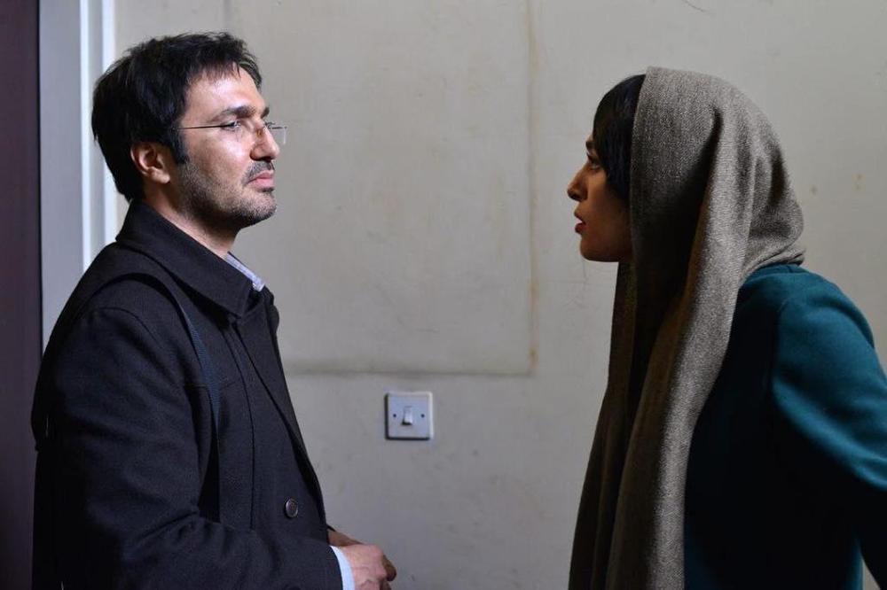 محمدرضا فروتن و اندیشه فولادوند در فیلم «مرداد»