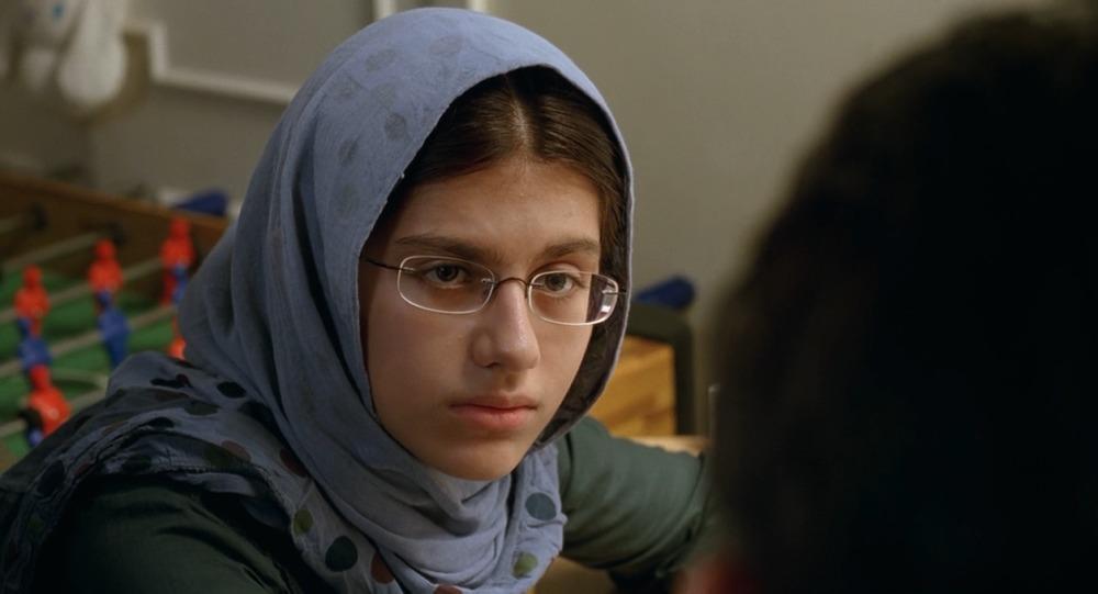 سارینا فرهادی در فیلم «جدایی نادر از سیمین»