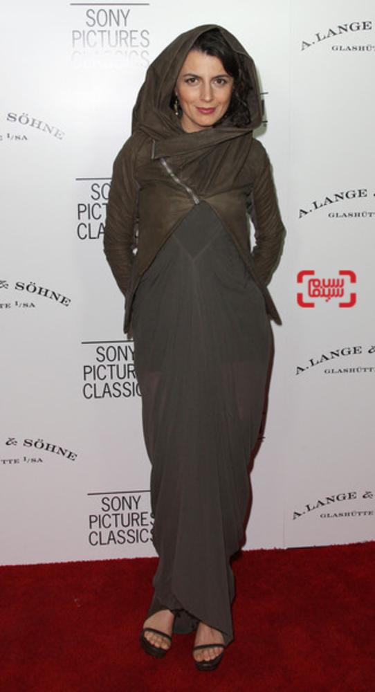 لیلا حاتمی بازیگر فیلم «جدایی نادر از سیمین» در مراسم سونی پیکچرز کلاسیکس 2012