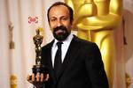 اصغر فرهادی برنده اسکار بهترین فیلم خارجی زبان ۲۰۱۲ برای فیلم «جدایی نادر از سیمین»