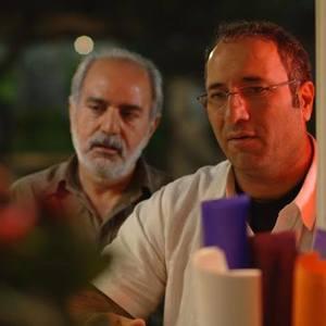 """پرویز پرستویی در نمایی از فیلم """" امروز"""""""