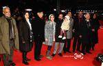 عوامل فیلم «جدايي نادر از سیمین» در شصت و یکمین جشنواره فیلم برلین