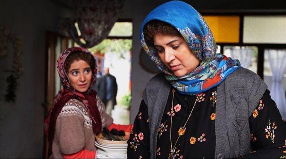 فیلم «زاپاس» با بازی ریما رامین فر و الناز حبیبی