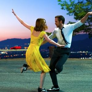 فیلم «سرزمین لالا»(La La Land) با بازی اما استون و رایان گاسلینگ