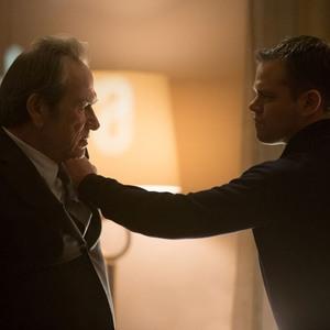 فیلم «جیسون بورن»(Jason Bourne) با بازی تامی لی جونز و مت دیمون