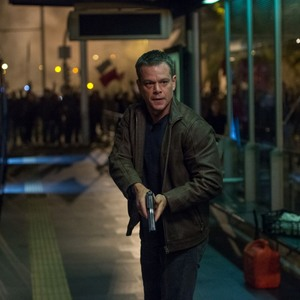 فیلم «جیسون بورن»(Jason Bourne) با بازی مت دیمون
