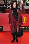 ساره بیات بر فرش قرمز فیلم «جدايي نادر از سیمین» در شصت و یکمین جشنواره فیلم برلین