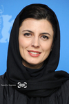 لیلا حاتمی در فتوکال فیلم «جدايي نادر از سیمین» در شصت و یکمین جشنواره فیلم برلین