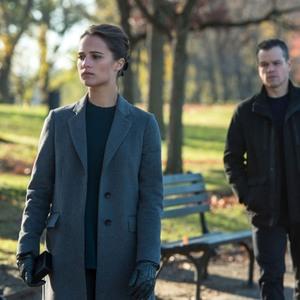 فیلم «جیسون بورن»(Jason Bourne) با بازی مت دیمون و آلیسیا ویکاندر