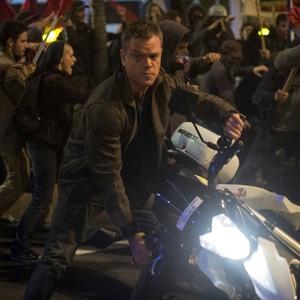 فیلم سینمایی «جیسون بورن»(Jason Bourne) با بازی مت دیمون