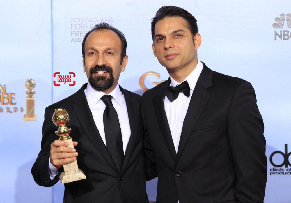 فیلم «جدايي نادر از سیمین» برنده جایزه بهترین فیلم غیر انگلیسی زبان گلدن گلوب 2012