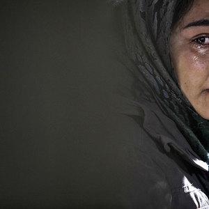 حسیبا ابراهیمی در نقش دختر افغان فیلم چند متر مکعب عشق