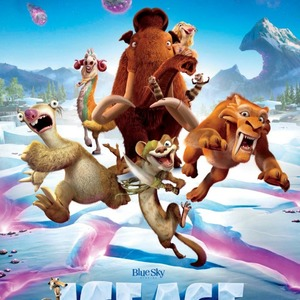 پوستر انیمیشن فیلم «عصر یخبندان 5: دوره برخورد»