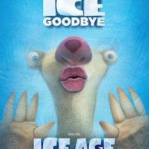 پوستر انیمیشن «عصر یخبندان 5: دوره برخورد»(Ice Age: Collision Course)