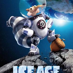 پوستر انیمیشن فیلم «عصر یخبندان 5: دوره برخورد»(Ice Age: Collision Course)