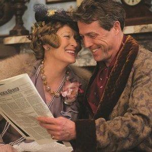 مریل استریپ و هیو گرانت در فیلم «فلورنس فاستر جنکینز»