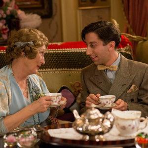 مریل استریپ و سایمون هلبرگ در فیلم «فلورنس فاستر جنکینز»(Florence Foster Jenkins)