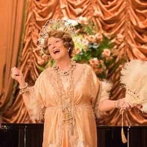 مریل استریپ در فیلم «فلورنس فاستر جنکینز»(Florence Foster Jenkins)